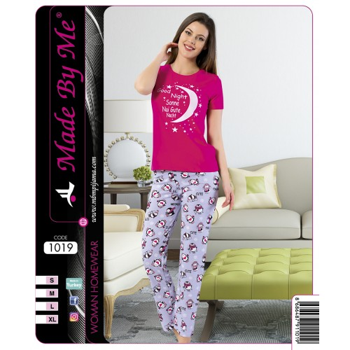 Pijama Takımı - 1019